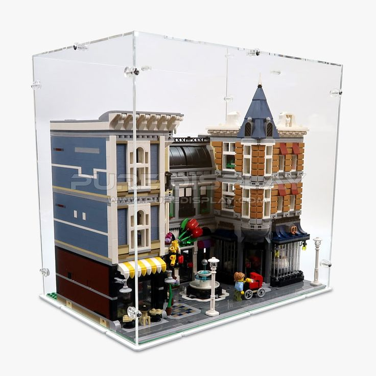 Lego 10255 Assembly Square Display Case