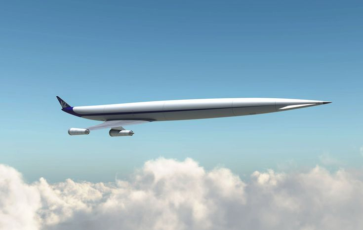 The ESA recently funded the SABRE aircraft expected to travel 5x the speed of sound