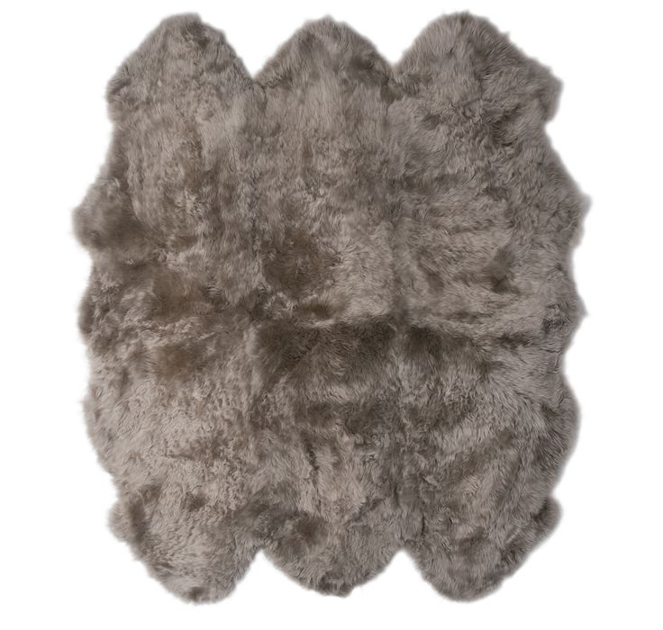 Large Natural Sheepskin Rug Sexto