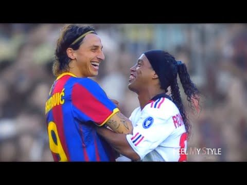 ▶ Football Legends ● Assisting each other - YouTube
