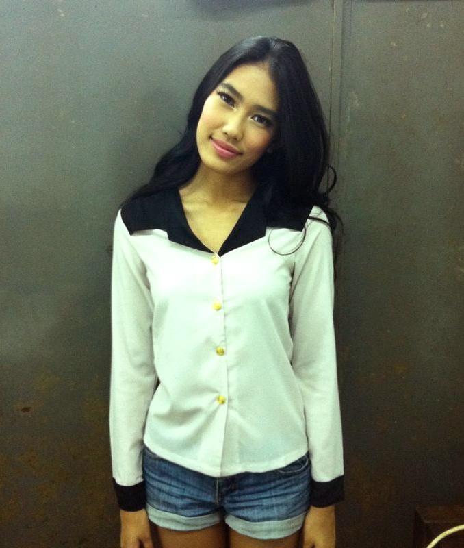 Indonesian actress / singer/ model- Alika