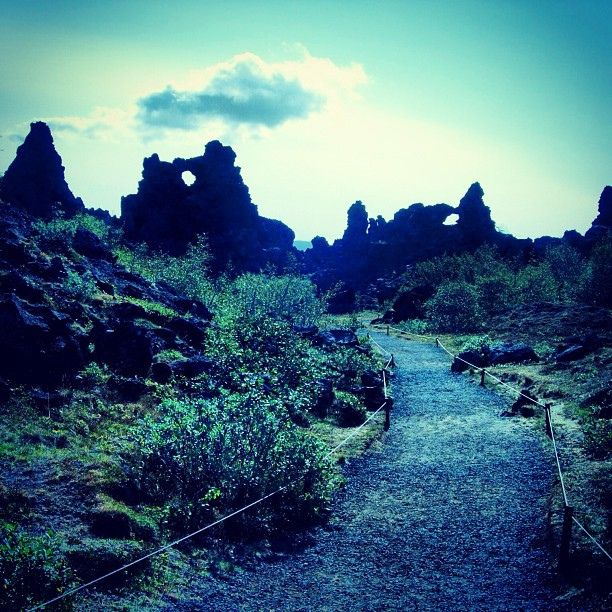 Walking through Iceland... | Flickr – Condivisione di foto!