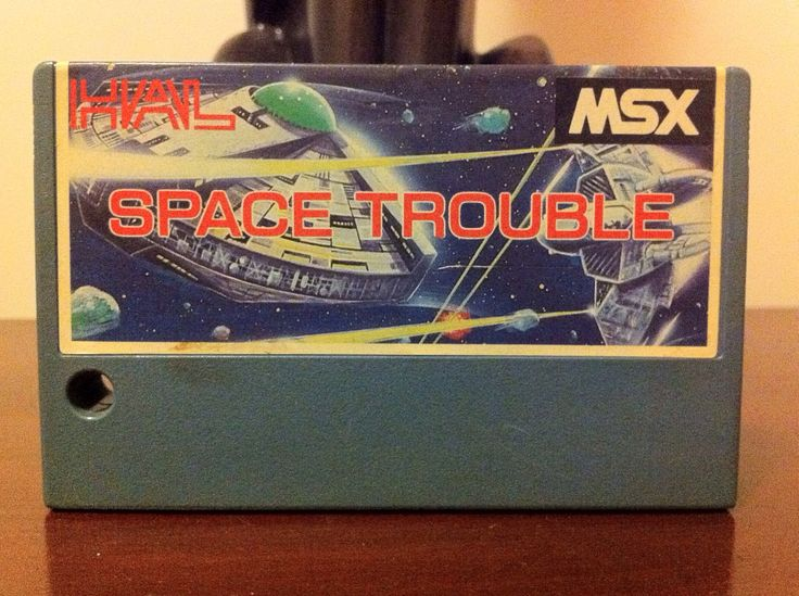 Space Trouble.