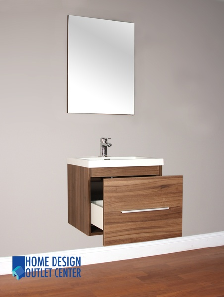 This Unique Modern Design Bathroom Vanity Will Give Your Bathroom A Trendy And Totally Up To Date Appearance Highest Quality Mdf Wood Veneer Cabinet Li Dapur