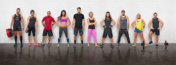Love this pic of all the Les Mills Programme Directors!