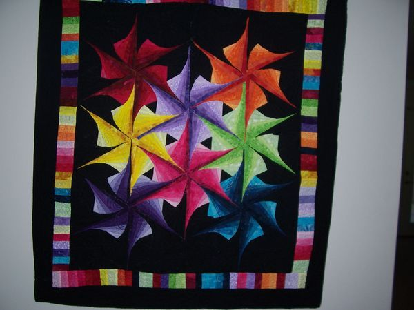 Log Cabin With A Twist Quilts Log Cabin Quilt Pattern