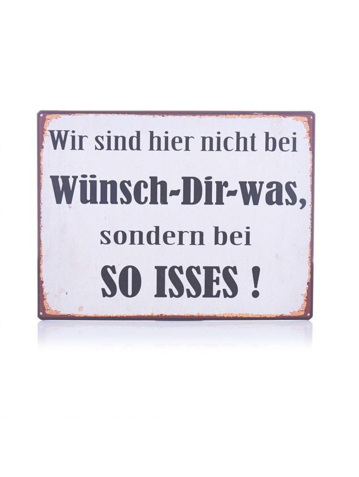 Schild, Metall Jetzt bestellen unter: https://moebel.ladendirekt.de/dekoration/wandtattoos/wanddekoration/?uid=5cd9a610-032b-5e6e-a096-d360f062908e&utm_source=pinterest&utm_medium=pin&utm_campaign=boards #living #schilder #tattoos #wohnaccessoires #dekoration