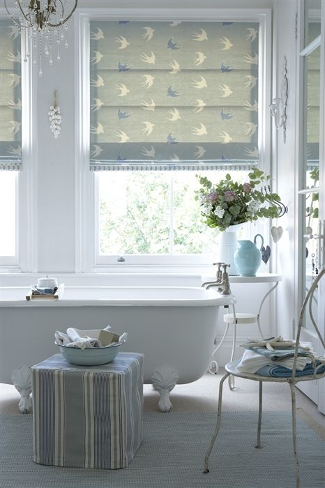 Small Bathroom Blinds best 25+ country roman blinds ideas on pinterest | country blinds