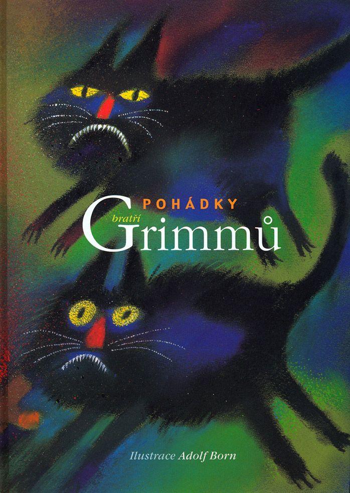 "Adolf Born ""Pohadky bratri Grimmu"", 2004 (via kidpix)"