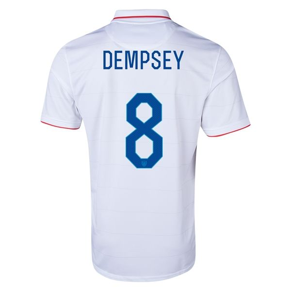 af2a30d56 ... best price new 2014 world cup best thailand quality america jersey  soccer jerseys home white usa