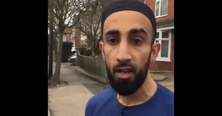 """You Look Like Pork!"" Shock Video Shows Muslim Man Racially Abusing Victim"