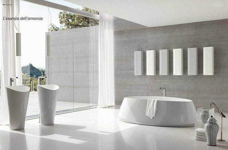 Designové vybavení od italské značky Toscoquattro, více na: http://www.saloncardinal.com/bathrooms/galerie-toscoquattro