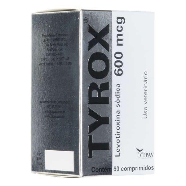 Tyrox 600 mcg