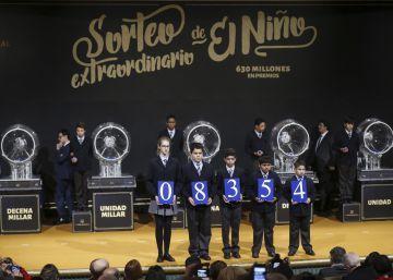Comprobar Lotería del Niño 2017: Consulta la lista de premios
