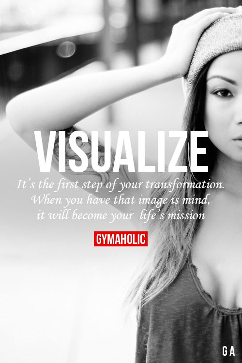 Visualize http://www.gymaholic.co/ #fit #fitness #fitblr #fitspo #motivation #gym #gymaholic #workouts #nutrition #supplements #muscles #healthy #fitness #inspiration #motivation #fitspiration #health