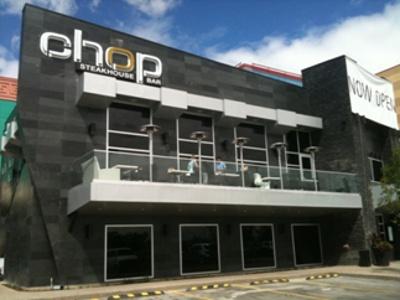 Chop Steakhouse & Bar, Calgary AB