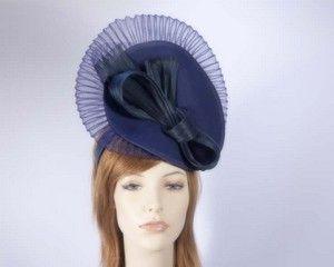 Winter fashion felt fascinator Fillies Collection buy online in Aus F551