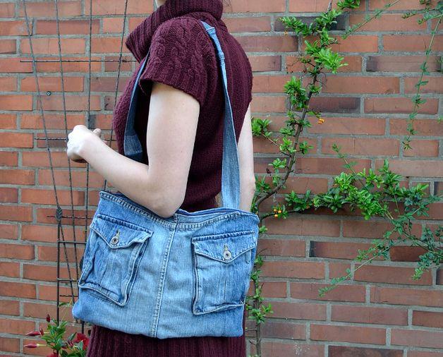 1000+ Bilder zu Jeans auf Pinterest | Jeans-Tasche, alte Jeans und ...