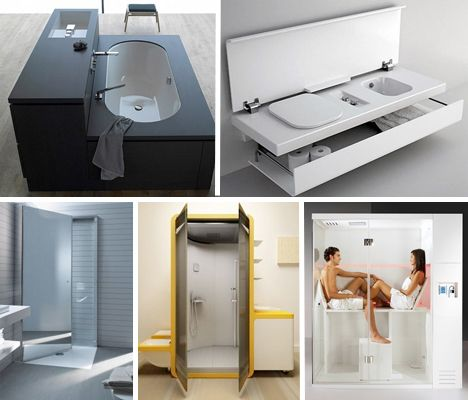 61 best images about svo design concepts on pinterest motor yacht affordable housing and - Small toilets for tight spaces concept ...