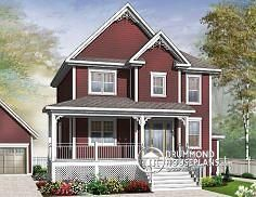 House plan W2709-V1 by DrummondHousePlans.com