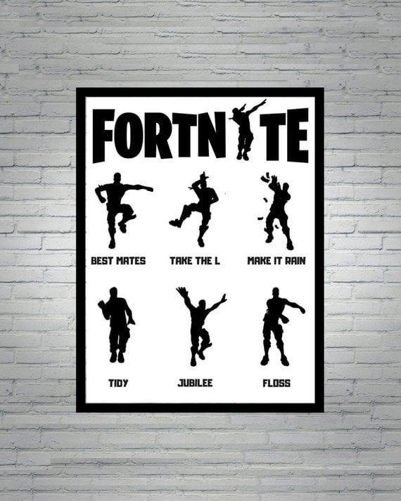 Fortnite Poster – #Fortnite #Poster