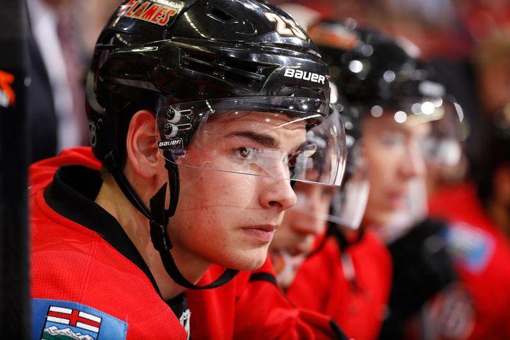 Sean Monahan #23 Calgary Flames