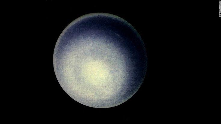 البيانات القديمة لمركبة Voyager 2 الفضائية تكشف أحد أهم أسرار كوكب أورانوس البيانات القديمة لمركبة Voyager 2 الفضائية تكشف أحد Celestial Bodies Celestial Body