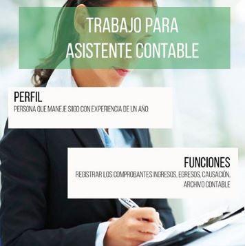 @fundacionsiigo Buen inicio de semana Bogotá Si estas interesado envia tu hoja de vida a talentohumano.hidrosant@gmail.com Revisa más ofertas disponibles para ti y aplica a la que más se ajuste a tu perfil http://bit.ly/23q9Id1