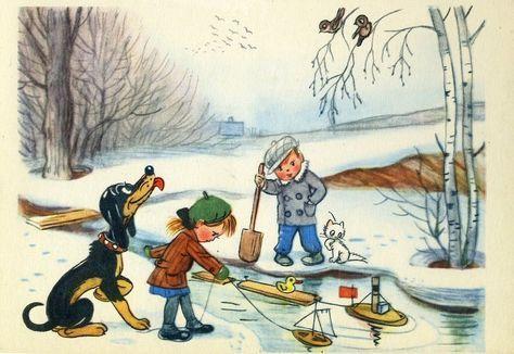 Скачать календарь (худ. В.Сутеев)