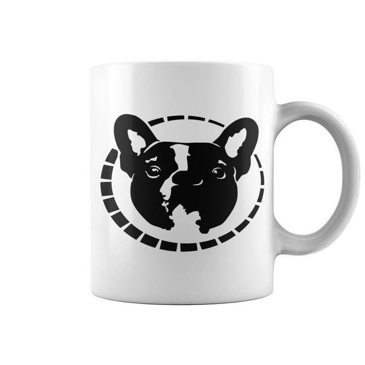 Bulldog Power mug