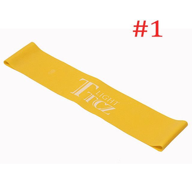 Amazing Elastic Band Tension Resistance Band Exercise Workout Ruber Loop Crossfit Strength Pilates Training Expander Fitness Equipment