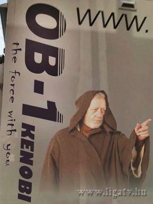 OB1 Kenobi  :)