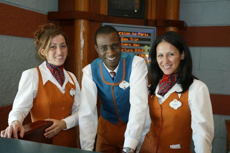 Disney Hotels Hotel New York Cast Members Disneyland