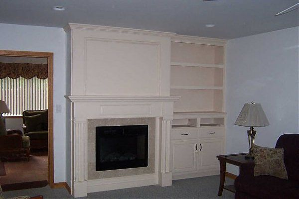 22 Best Images About Family Room Fireplace Update On