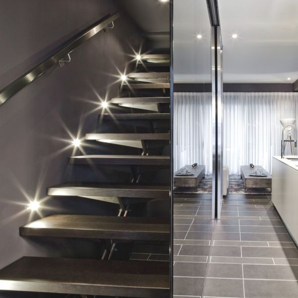 33 Staircase Designs Enriching Modern Interiors With: Dream Contemporary Townhouse Interior Design