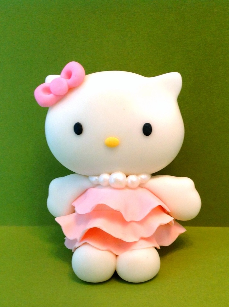 Hello Kitty Icing Cake Design : Top 25+ best Hello kitty fondant ideas on Pinterest ...