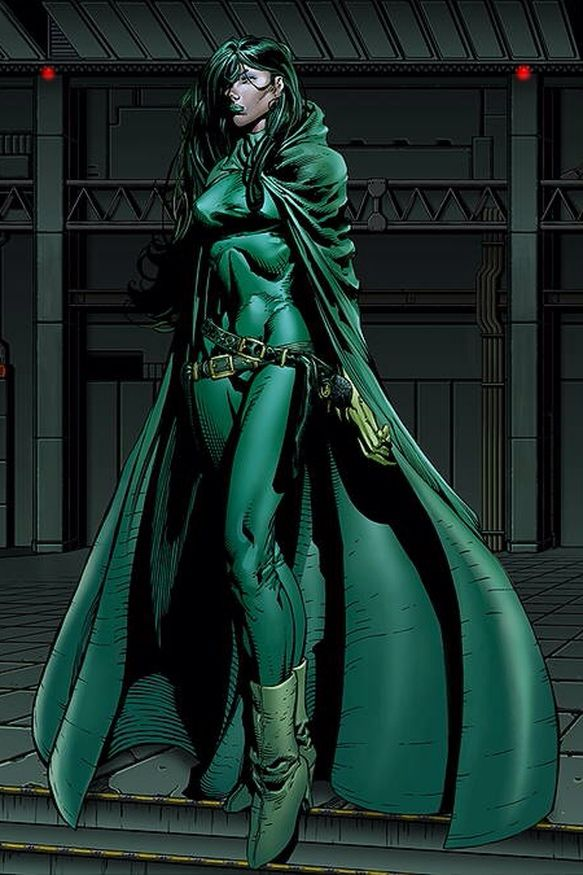 Viper, (Ophelia Sarkissian) formally Madame Hydra, is a fictional character, a supervillainess in the Marvel Comics universe. Created by Jim Steranko she first appeared in Captain America #1 in 1969.