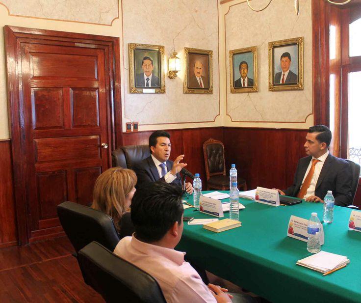 #TLAXCALA | #CAPITAL Con cultura y recuperación de espacios públicos se intervendrá en seguridad pública, anuncia Escobar Jardínez.  *Anuncia CONAPRED inversión de 18 MDP en el municipio capitalino como parte del programa de prevención social, vía gobierno del Estado.