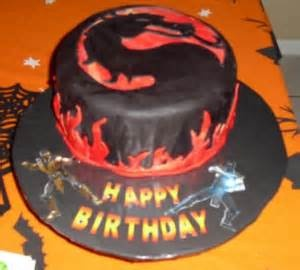 ... birthday Mortal Kombat cake 300x270 happy birthday Mortal Kombat cake