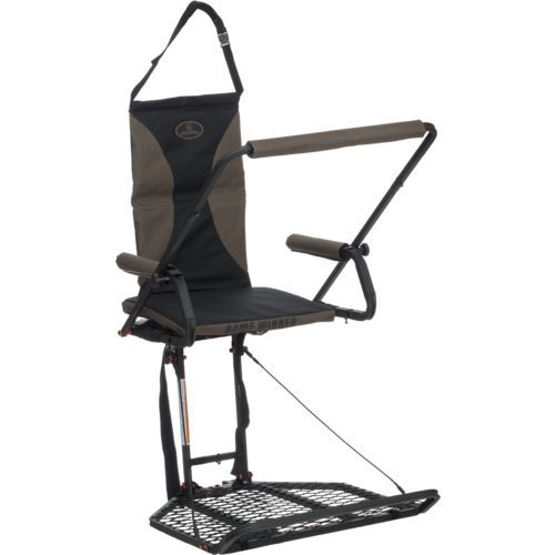 Game Winner® Shooter Hang-On Treestand Black - Hunting Stands/Blinds/Accessories at Academy Sports
