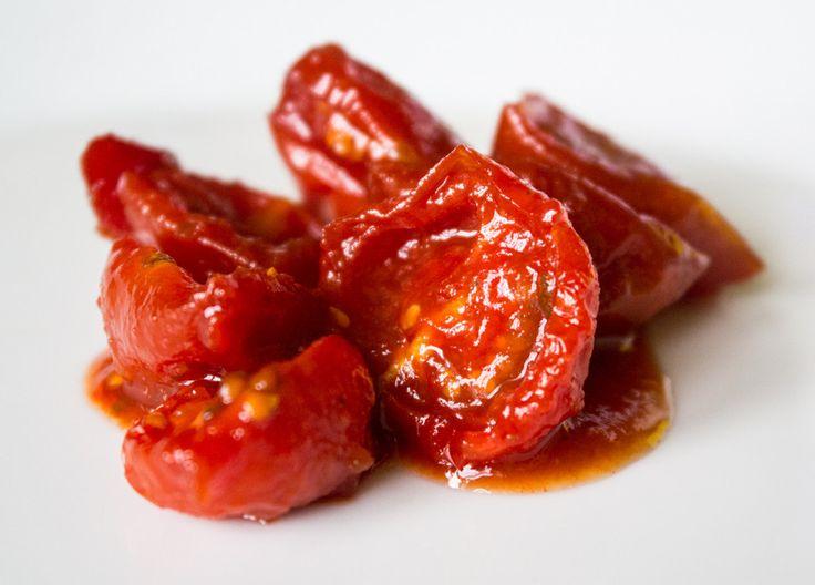 Консервируем закуски к вину: варенье из помидоров, грушевый джем с горчицей  © Мария Сорокина
