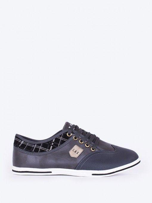 Pantofi sport pentru babrabti L&X gri