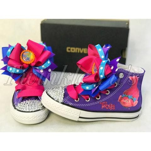 How To Decorate Converse Shoes With Rhinestones