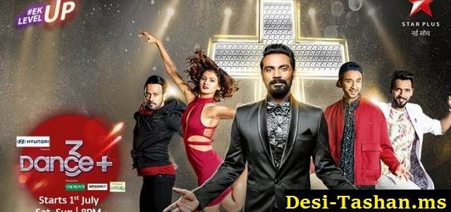 Dance Plus Season 3 Episode 9 - 29th July 2017 video watch online desi tashan,Star PlusDance Plus Season 3 29th July 2017 full episode desirulez.