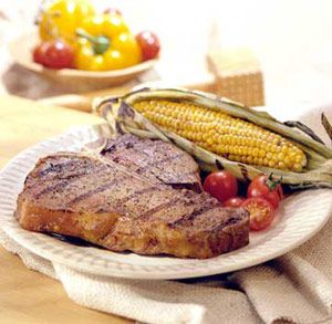 how to cook t bone steak on grill pan