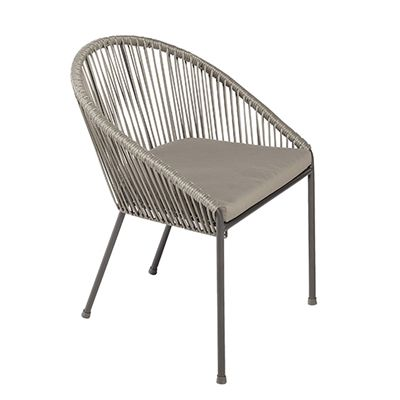 Cadeira de rattan - GLASGOW - Leroy Merlin
