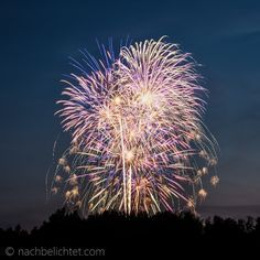feuerwerk - richtig fotografieren - Tipps