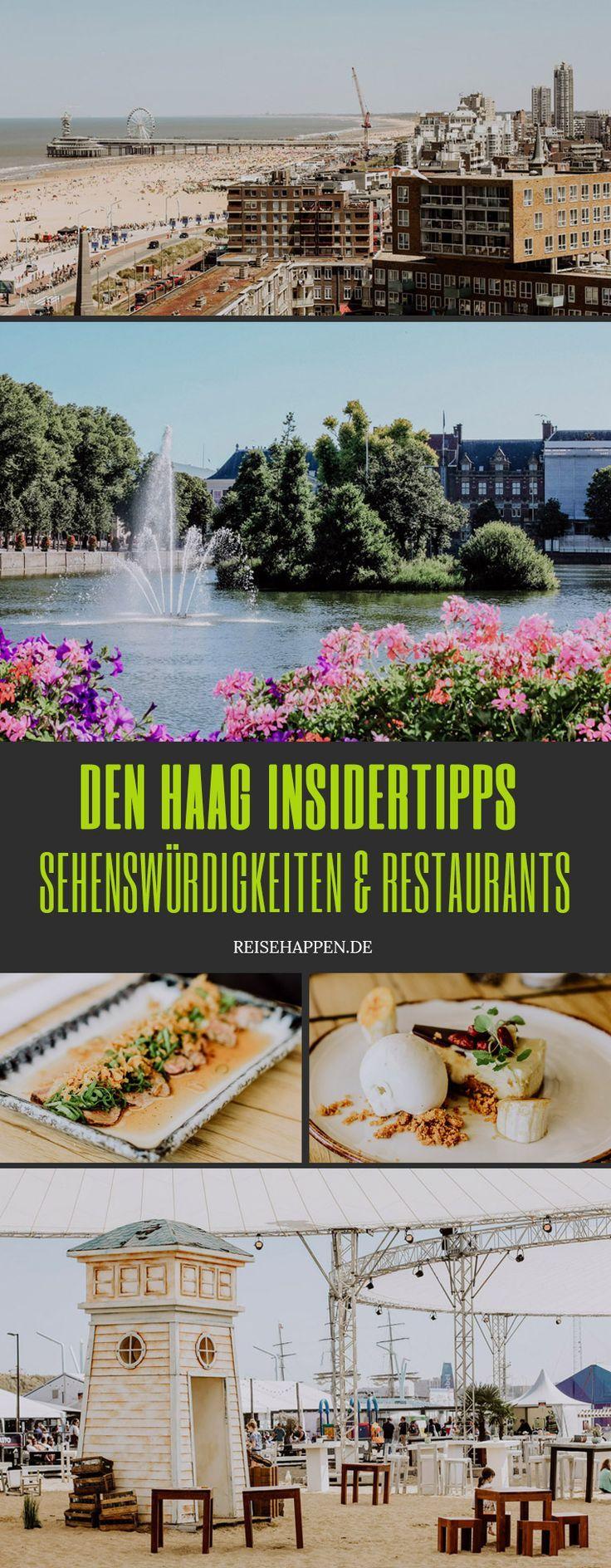 Den Haag Insidertipps – Die schönsten Sehenswürdigkeiten & Restaurants