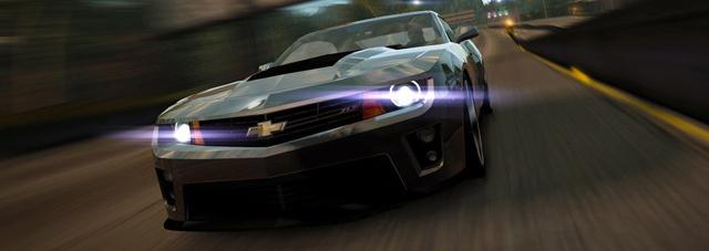 Chevy Camaro ZL1 join N4S World