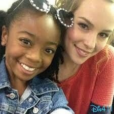 Ski jackson and bridgit mendler